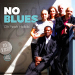 Albumcover - NO blues - Oh Yeah Habibi (2015)