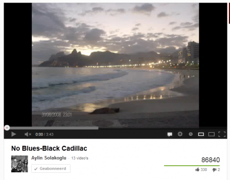 youtube black cadillac