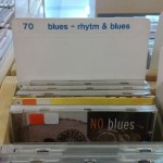 NO blues of toch wel blues